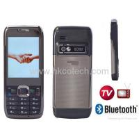 China TT E71 Nokia copy TV mobile phone quad band two cards flash light torch light on sale
