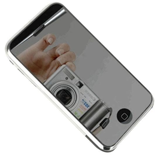 China Mobile Phone Iphone 3G Mirror Guard