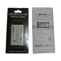 Mobile Phone Iphone 3G Battery with Pack Manufactures