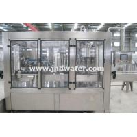 HOT DRINK WASHING/FILLING/CAPPING MONOBLOCK 3000-6000BPH Manufactures