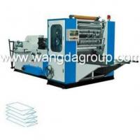 Three Folded Hand Towel Machine (WD-HTM1-230/2-5) Manufactures