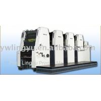 Buy cheap LY-JY-452C Four Color Offset press machine from wholesalers
