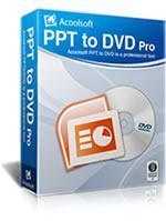 China Acoolsoft PPT to DVD Pro on sale