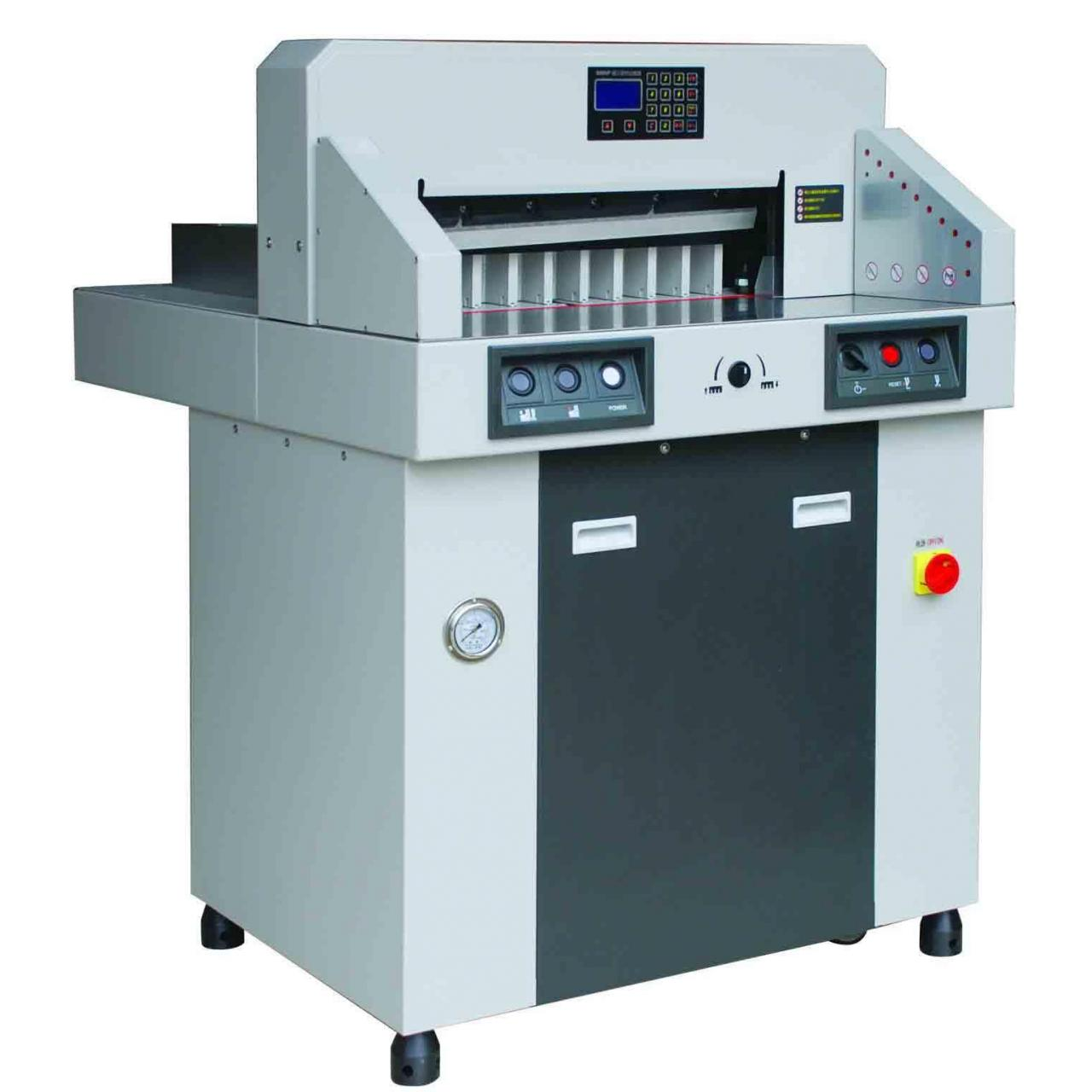 Buy cheap LY-560HC Hydraulic Numerical-control Paper Guillotine from wholesalers