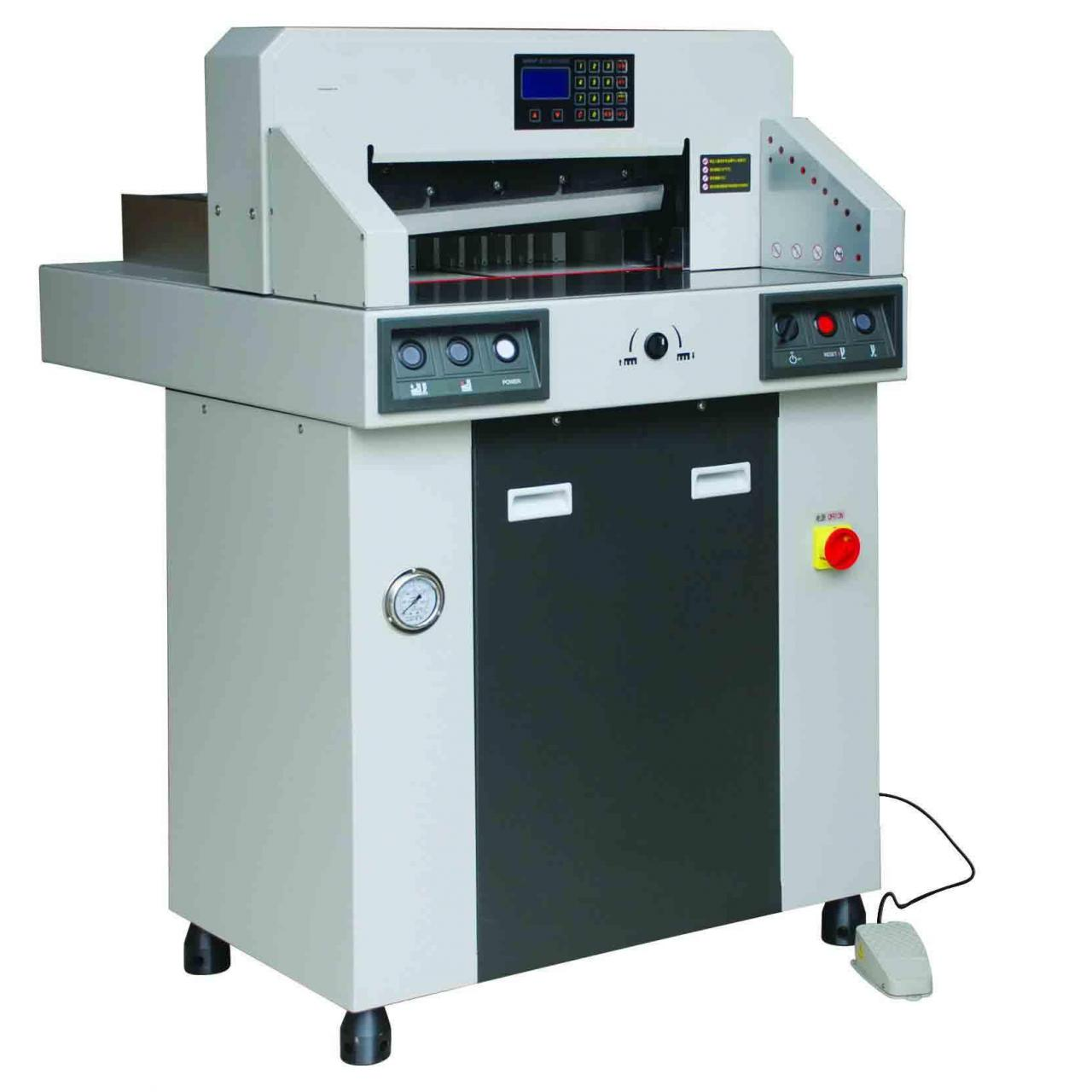Buy cheap LY-480HC Hydraulic Numerical-control Paper Guillotine from wholesalers