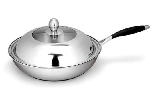 Quality TRI-PLY S/S WOK for sale
