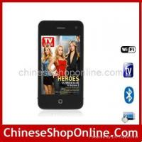 iPhone 4G Cell Phone WiFi TV Quad Band Dual Card Touch Screen Manufactures