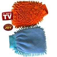China Microfiber Car Wash Glove TVH21272 on sale