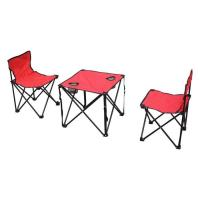 Folding Camping Chair 3 Pcs in 1 Set HL-241 Manufactures