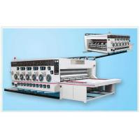 SYK 3350 New Type Multi-color Printing & Slotting Machine Manufactures