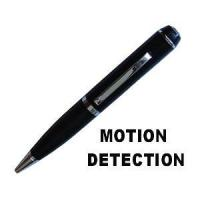 China pen camera low- lux Motion-activation pen camera on sale