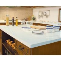 Buy cheap white marble tabletop from wholesalers
