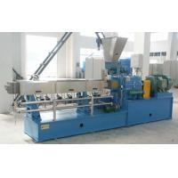 SHJ Parallel Twin Screw Extruder Manufactures