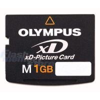 1GB XD Picture Cards, Memory Card Manufactures