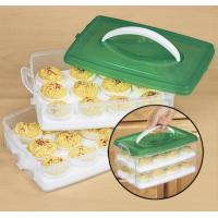 WNF Item#5020 Stack-N-Snap Egg Container Manufactures