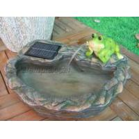 F601 solar water fountain Manufactures