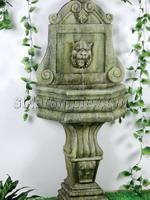 China F808 solar wall fountain on sale