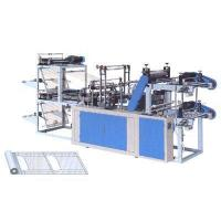 RHT-500-800 Computer Rolls-Connecting Dots-Severing T-shape Bag Maker Manufactures