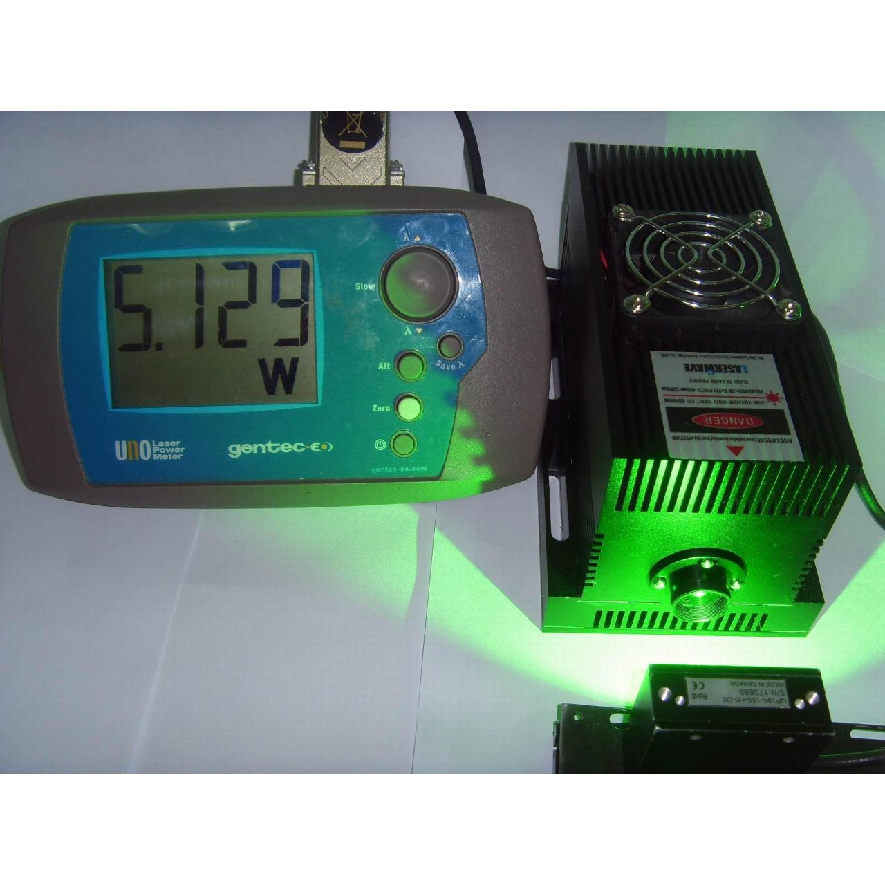 Diode Pumped Solid State Laser 532nm Manufactures