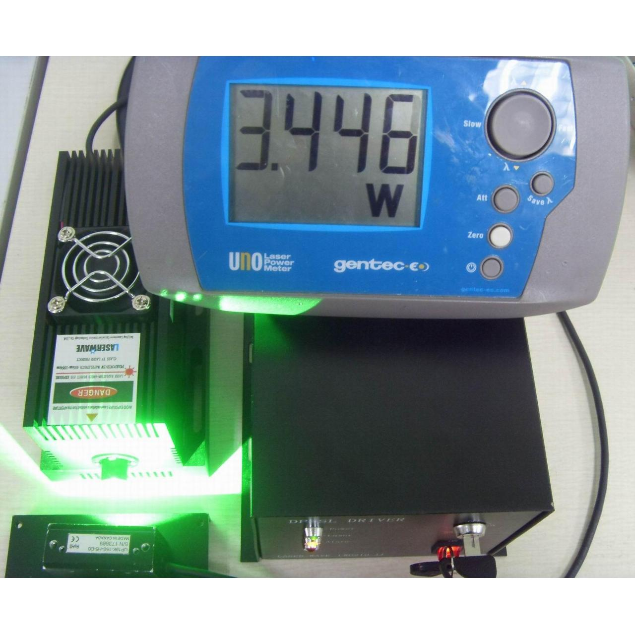 Buy cheap Laser 532nm(4-6)W from wholesalers