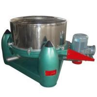 SS three-column top discharge centrifuge Manufactures