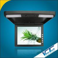 Roof monitor wholesaler for 11.3 inch flip down monitor with dual dome lights/IR(VT-R1130) Manufactures
