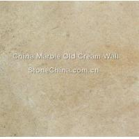 Buy cheap China Marble Old Cream Wall from wholesalers