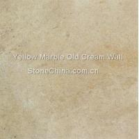Buy cheap Yellow Marble Old Cream Wall from wholesalers