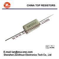 China HIgh Precision Wirewound Cement Resistor-SQP on sale