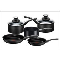Quality Tefal Preference 5 Piece Pan Set for sale