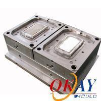 Plastic container mold (OKAY-4)