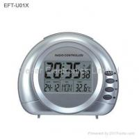 Radio Controlled Alarm Clock with Calendar Manufactures