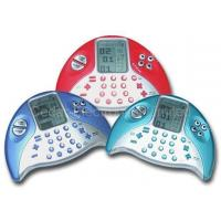 Handheld Game with Calculator and Clock Manufactures
