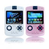 China 4GB QVGA Panel All-In-One Media Player (DV/MP3/MP4/Game/Camera/FM Function) 2 Co on sale