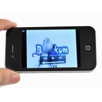 J8 3.5 inch HVGA screen WIFI Analog TV free iphone 4G copy phone Manufactures