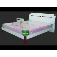China White Bed Frame made in Chinav on sale