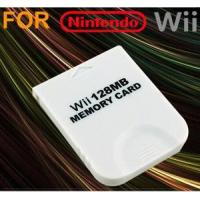 China Video Games NEW 128MB MEMORY CARD FOR NINTENDO WII CONSOLE GAMECUBE on sale