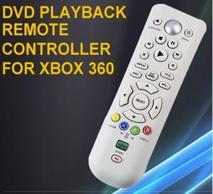 China Video Games NEW WIRELESS DVD MEDIA REMOTE CONTROL FOR XBOX 360