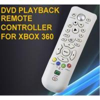 Buy cheap Video Games NEW WIRELESS DVD MEDIA REMOTE CONTROL FOR XBOX 360 from wholesalers