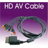 Buy cheap Video Games COMPONENT / COMPOSITE HD AV VIDEO CABLE 3M FOR XBOX 360 from wholesalers