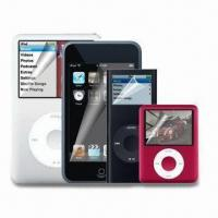 China Screen Protector For Ipod Nano/Touch/Video/Classic on sale