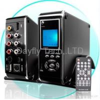 China New Model:3.5HDMI DIVX Media player SD Card reader+HOST+5.1CH+LCD+CoolingFAN !! on sale