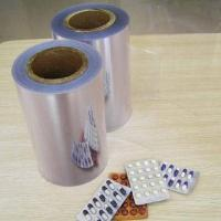 China PVC Sheet for Pharmaceutical packaging on sale