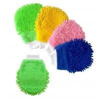 Buy cheap Microfibre 2 in 1 Wash Mitt from wholesalers