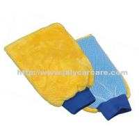 Buy cheap 2 in 1 Microfibre Wash Mitt from wholesalers