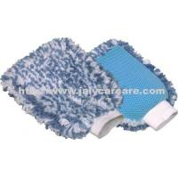 Buy cheap 2 in 1 Chenille Wash Mitt from wholesalers