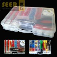 China OTHER TOOLS G60114P 399pc Automotive Electrical Tool Kit on sale