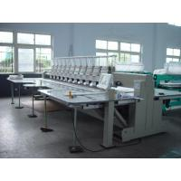 mixed computerized embroidery machine with flatchenillesequin embroidery911-1 Manufactures