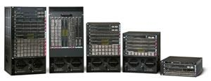 Quality Network Equipment System Cisco Catalyst 6500 Series Switches for sale