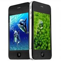 W360 dual sim cards dual standby mobile phone Wi-Fi JAVA 2.0 with Metal Body 3.5 inch touch screen Manufactures